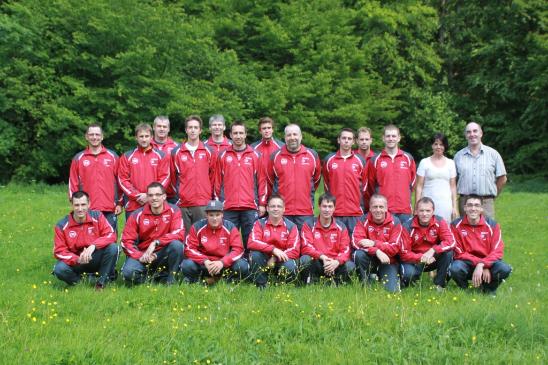 "TM ""Bit-Kickers"" Niederstadtfeld Saison 2010/2011"