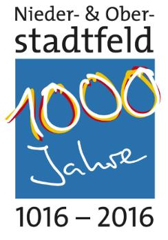 1000 Jahre Nieder- und Oberstadtfeld